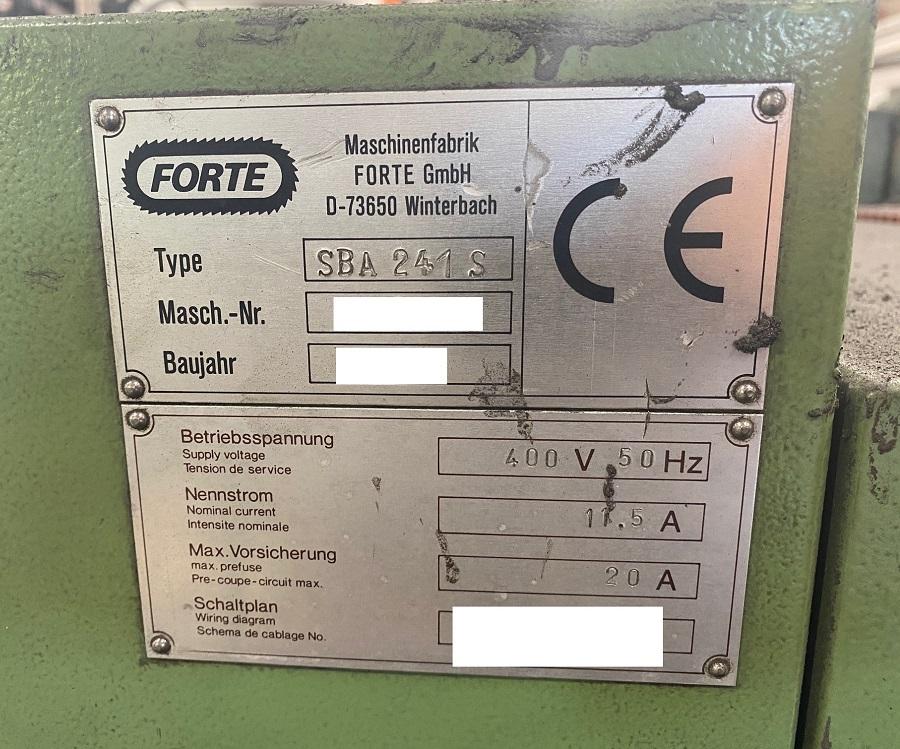 Forte SBA 241 S
